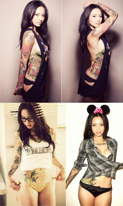 Levy Tran is beyond gorgeous! I'm in #LOVE