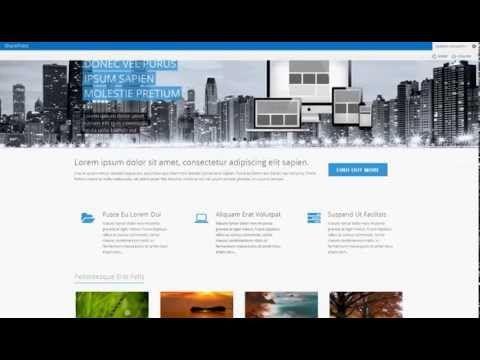 somnio premium sharepoint 2013 theme best sharepoint design examples