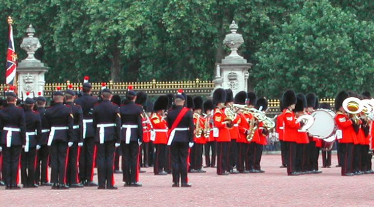 #BuckinghamPalace #London