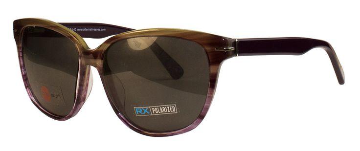 ONE SUN 91 GREEN PURPLE FADE | Vogue Optical - 2nd Pair Free - Designer Glasses, 2 Year Guarantee