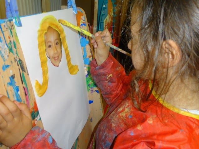 Schilder je eigen ¨Prins of Prinses