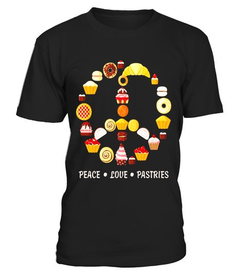 """# Peace Love Pastries Peace Sign T-Shirt .  Special Offer, not available in shops      Comes in a variety of styles and colours      Buy yours now before it is too late!      Secured payment via Visa / Mastercard / Amex / PayPal      How to place an order            Choose the model from the drop-down menu      Click on """"Buy it now""""      Choose the size and the quantity      Add your delivery address and bank details      And that's it!      Tags: This Peace Sign Tee is awesome for…"""