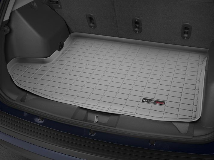 2014 Jeep Patriot | WeatherTech Custom Cargo Liners Cargo Mat | WeatherTech.com...love mine that came with it