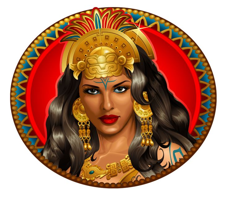 Try your luck on the Aztec Royalty - themed Golden Princess is a 5x3 reels 25 paylines video slot