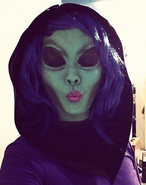 Alien Halloween costume                                                                                                                                                                                 More