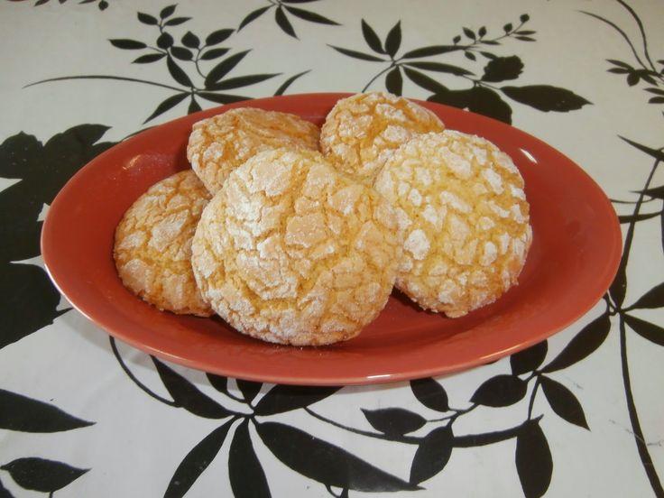 Marta Cataluna: Crinckles de Laranja   Receita Bimby - Thermomix
