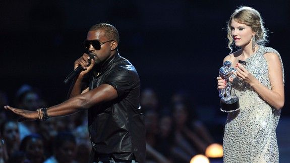 Theres a crystal clear Kanye West burn hiding in Taylor Swifts new song