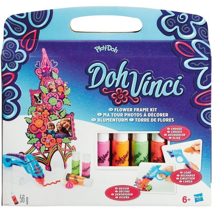 13 best doh vinci images on pinterest play doh play dough and toys - Hasbro a7197eu4 doh vinci specchio vanity ...