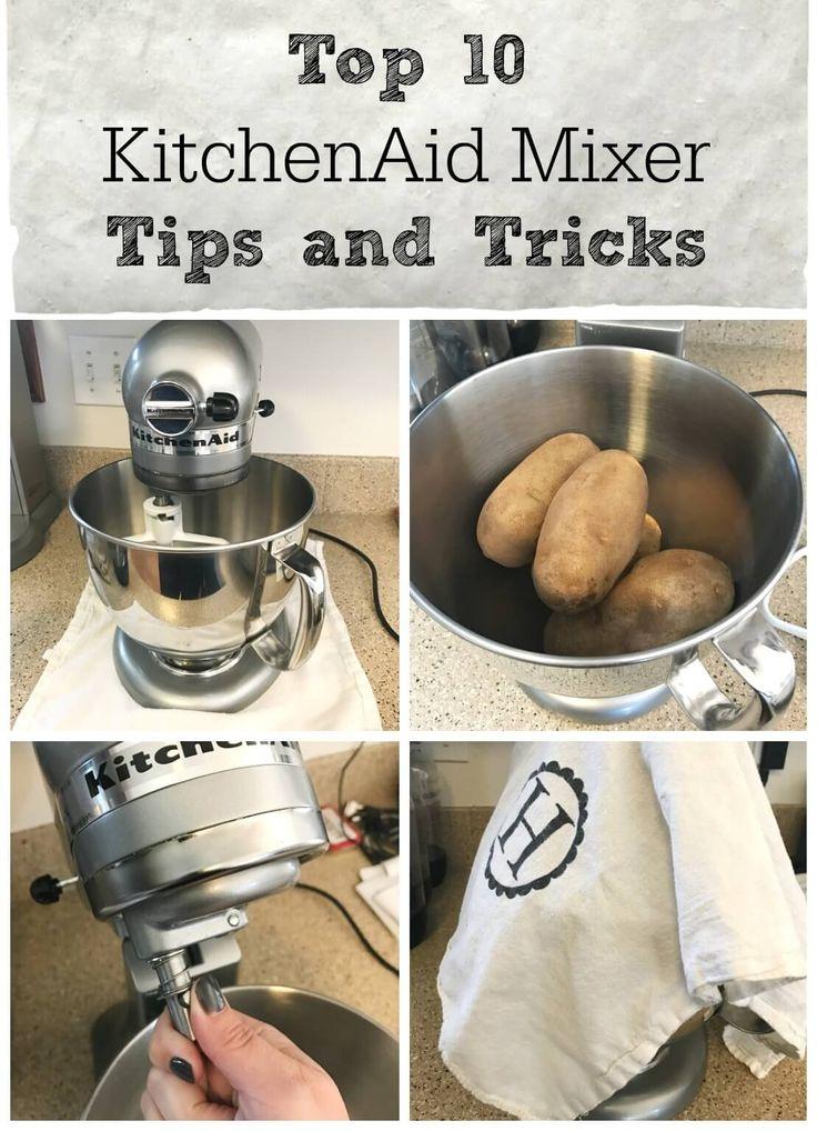 10 KitchenAid Mixer Tips