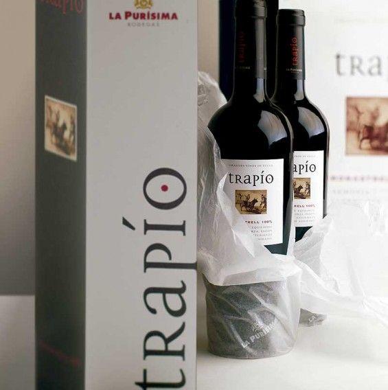 Nuestro vino Trapío Monastrell recibirá hoy en Londres premio de medalla de bronce otorgado por Decanter World Wine Awards 2013