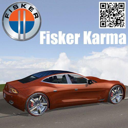 Fisker Karma 2012