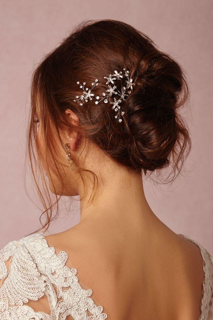Wedding hair accessories gloucestershire - Bhldn Stargazer Bobbies In Bridesmaids Bridesmaid Accessories At Bhldn