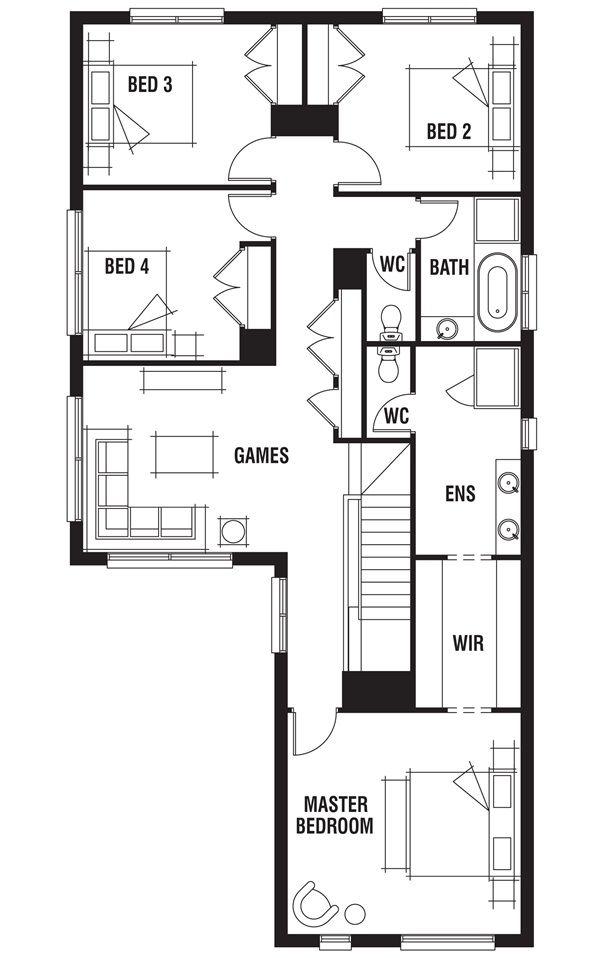 House design rochford porter davis homes houses for Porter davis home designs