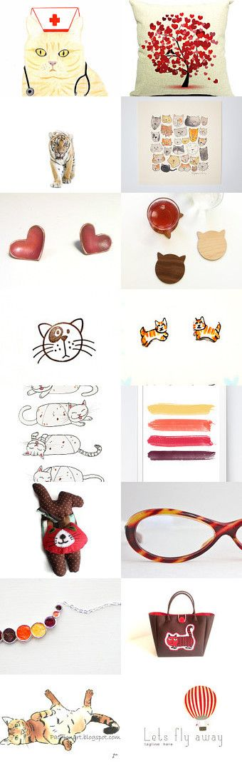 CaT by ••Bec•• on Etsy--Pinned with TreasuryPin.com