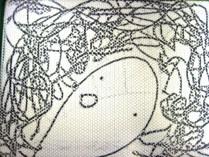 画:森のおばけ 筆:こども店長