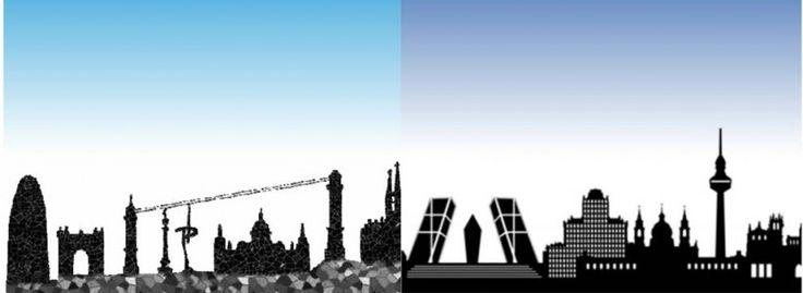 ¿Dónde crees que hay más empresas: en Barcelona o en Madrid? Entérate en el blog de Empresa Actual http://www.empresaactual.com/2014-12-29-quien-tiene-mas-empresas-cataluna-madrid/