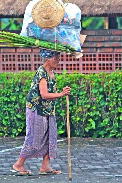Travel Asian Old lady Sanur, Bali | Flickr - Photo Sharing!