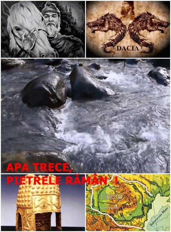 """STRĂMOȘII NOȘTRII NE-AU LĂSAT, DE-A LUNGUL VEACURILOR, O ȚARĂ PE NUMELE EI """"DACIA"""", ROMÂNIA DE ASTĂZI, O ȚARĂ FRUMOASĂ ȘI BOGATĂ, CU O..."""