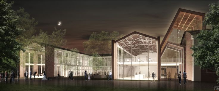 """Progetto presentato al Concorso per la riqualificazione dell'area """"Workout Pasubio"""" (Parma, Italia) ▪  Recs Architects"""