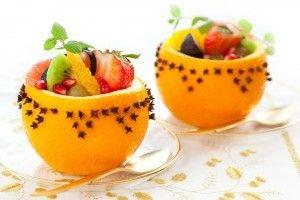Salata de fructe pentru Craciun - Culinar.ro