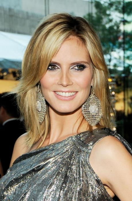 1000 ideas about heidi klum frisuren on pinterest. Black Bedroom Furniture Sets. Home Design Ideas