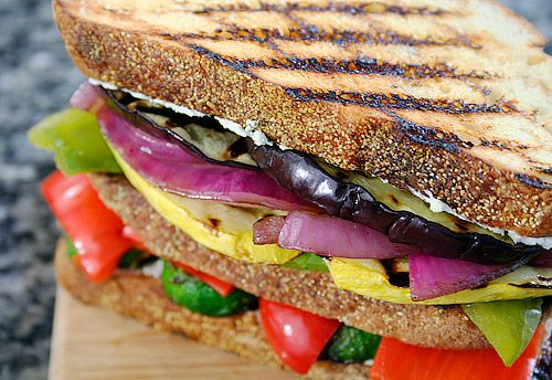 My favourite sandwich. Yummm!