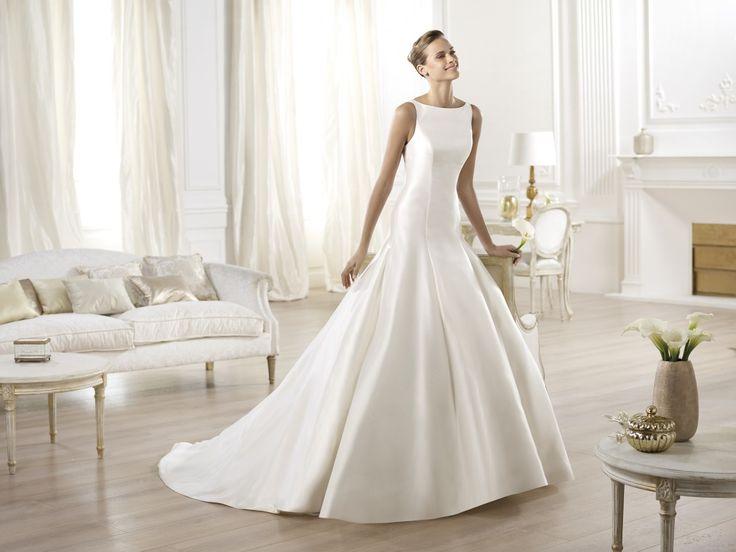 Ontario - Pronovias 2014 - Esküvői ruhák - Ananász Szalon - esküvői, menyasszonyi és alkalmi ruhaszalon Budapesten