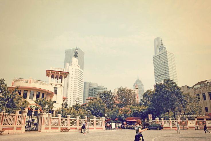 Italian style street, Tianjin, photographer-Tereza Večerková