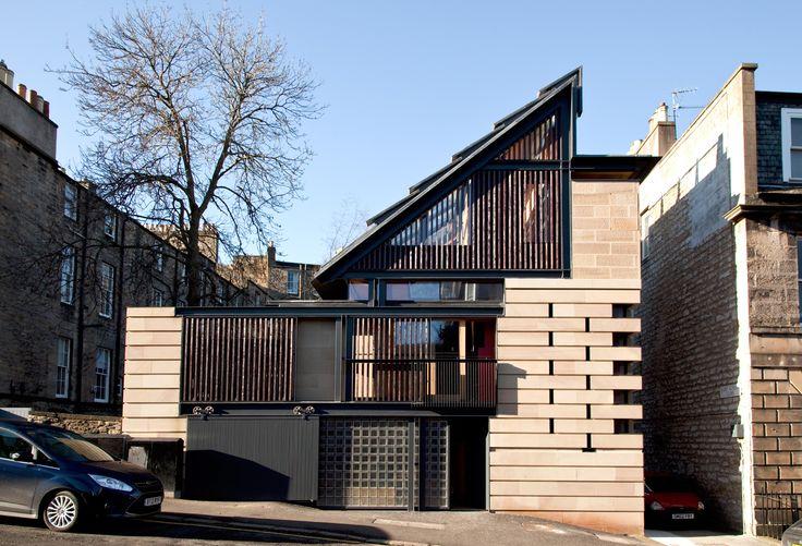 Murphy House at Hart Street, Edinburgh