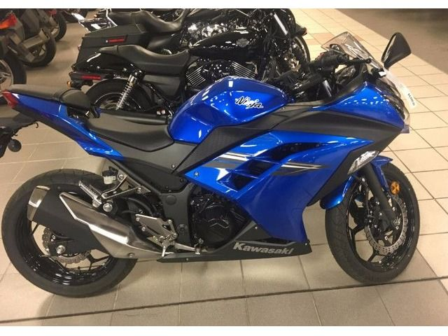 2017 Kawasaki Ninja 300 Kawasaki Ninja 300 Kawasaki Ninja