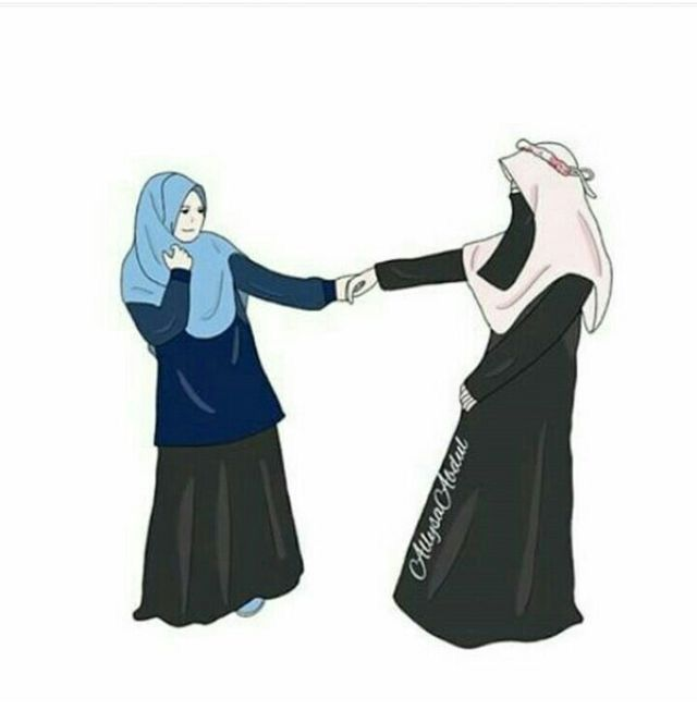#hijab #sisters #friends #girl #tesettür