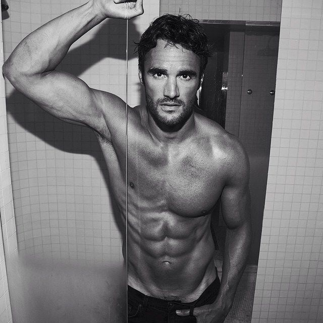 Collin (God bless his gorgeousness) Thom Evans.