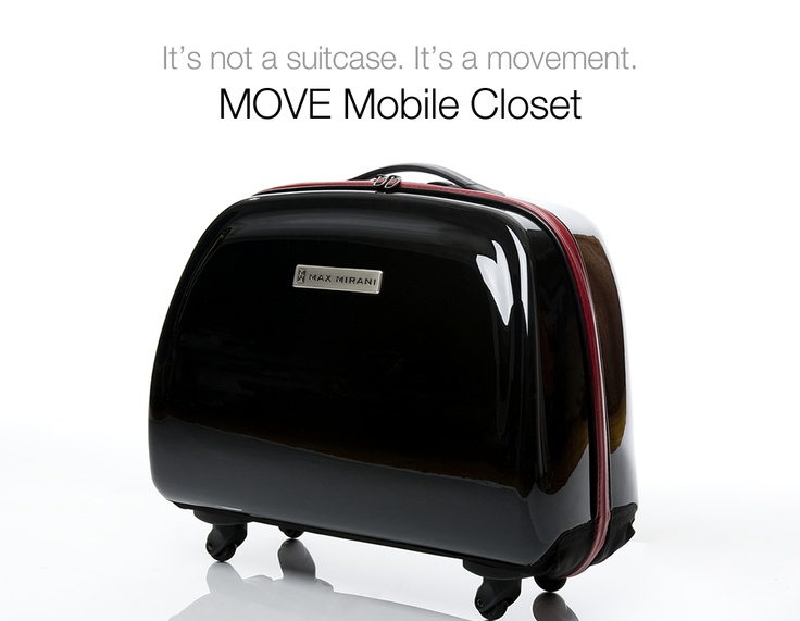 Max Mirani Suitcase