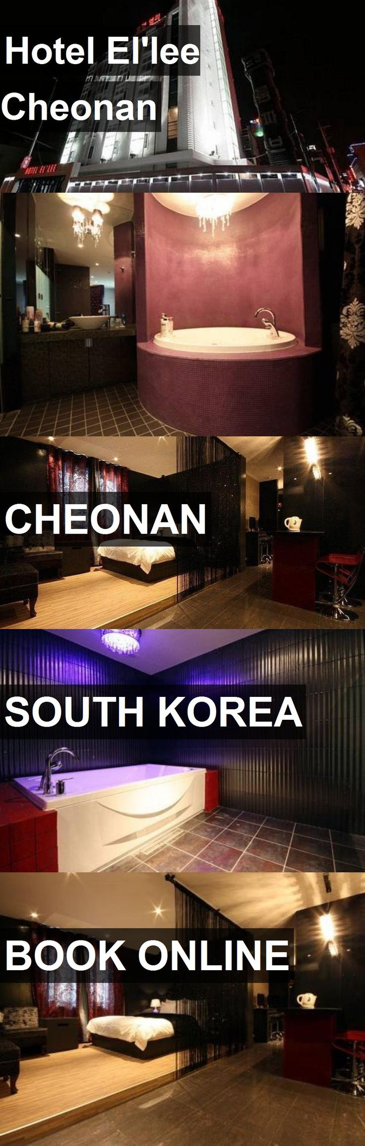 Hotel Hotel El'lee Cheonan in Cheonan, South Korea. For more information, photos, reviews and best prices please follow the link. #SouthKorea #Cheonan #HotelEl'leeCheonan #hotel #travel #vacation