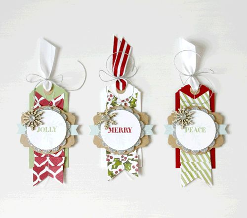 25 unique christmas tags handmade ideas on pinterest diy christmas gift tags diy christmas