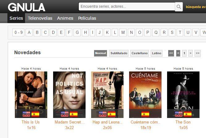 Dónde Ver Series Online Gratis Las Mejores Páginas Web Series Web Series