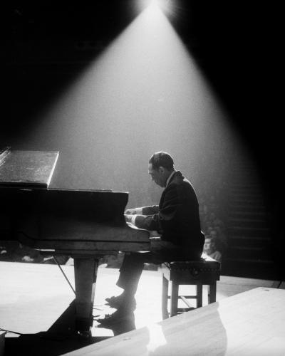 Duke Ellington ib the spotlight