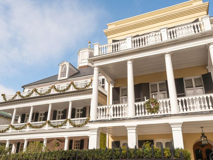 """One of the first things you should do in Charleston is head out on foot. You don't need a map; you don't need a guide. You just need to follow the cobblestones in any direction south of Broad: maybe to East Bay Street and its """"Rainbow Row"""" of side-by-side historic Georgian homes in bright pastels; or to the Nathaniel Russell House, a richly detailed mansion-turned-museum on Meeting Street. Tradd Street's home to the Colonel John Stuart House (built in 1772) and three-story mansions with…"""