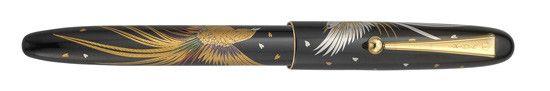 Namiki Nippon Golden Pheasant Medium Point Fountain Pen
