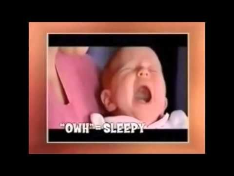 MUST WATCH!!! Fascinating 2 min video about understanding the sounds your baby makes. Dunstan Baby Talk - YouTube