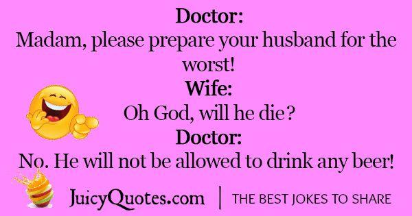 Funny Doctor Jokes -9