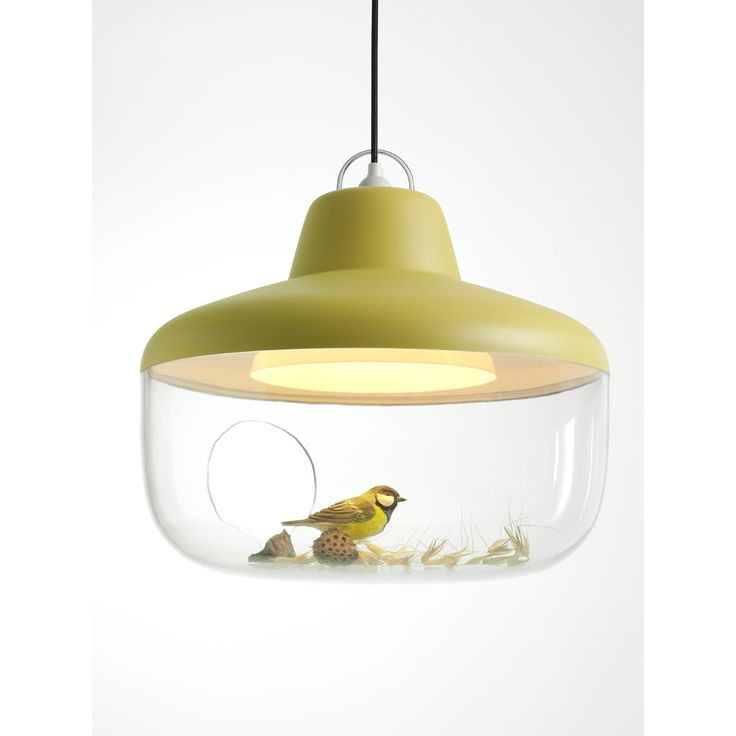 Put anything you love inside the Favorite Things Pendant Lamp