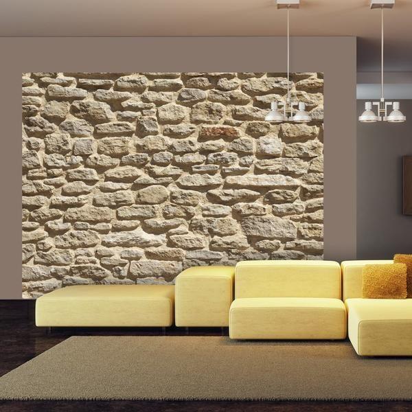 Carta da parati - Vecchio muro di pietra