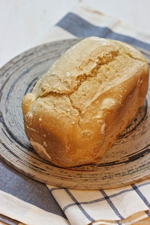 Pan amasado rápido