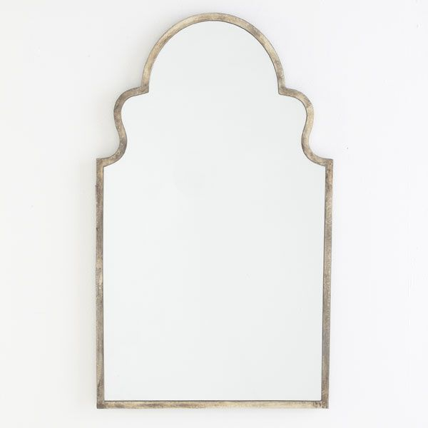 Moroccan Mirror Antiqued