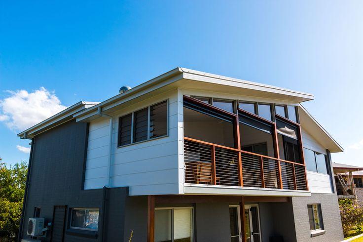 Dream Home: A One-Of-A-Kind Geometric Design | Scyon Wall Cladding
