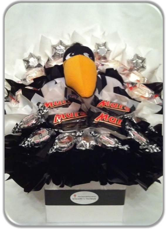 Collingwood Magpies Bloom - $65