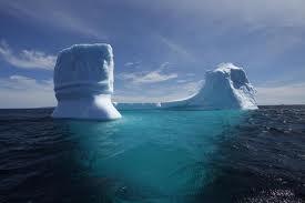 Beautiful iceberg in Iceberg Alley, Newfoundland Canada @CentralNL
