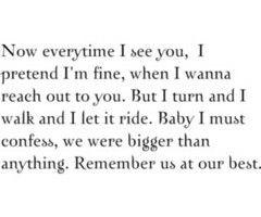 Don't forget about us Mariah carey lyrics