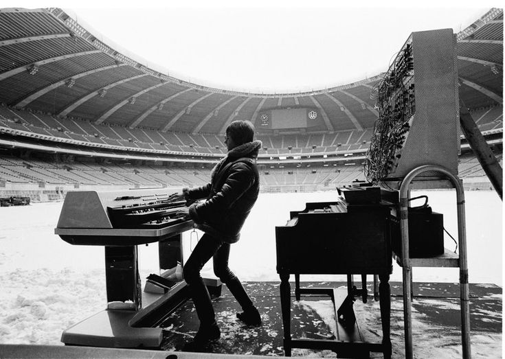 ROLLING STONE (March 11, 2016) ~ One of the greatest keyboardists of his generation, Keith Emerson, of Emerson, Lake & Palmer, dies at 71.